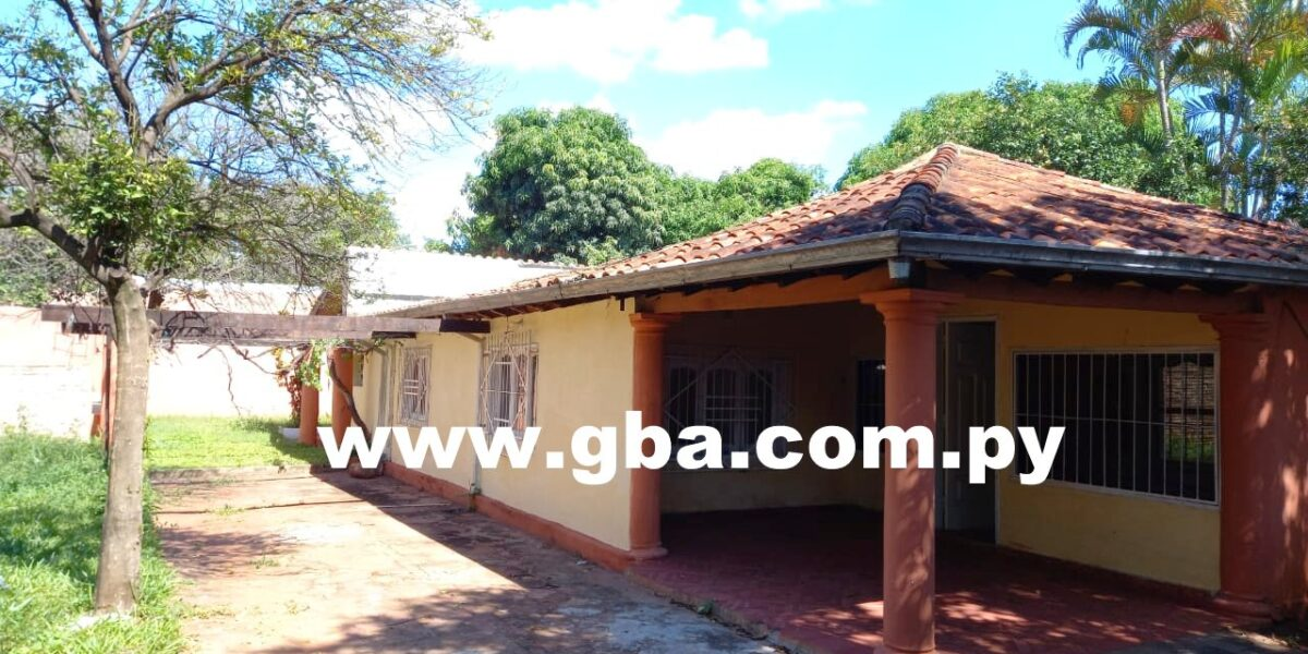 Casa en venta en Ñemby
